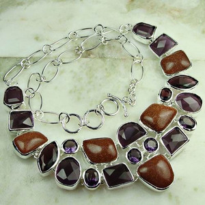 925 silver fashion gemstone natural red jasper fashion jewelry