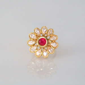 Stunning Indian Designer Bollywood  Style Fashion Ring New.