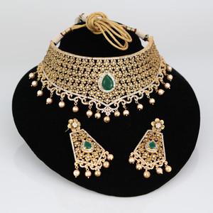 antique wedding Bridal fashion jewelry set