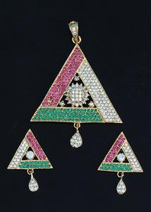 American Diamond fashion jewelry