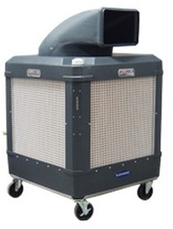 WCG-1HPMFAOSC Evaporative Cooler   Schaefer Ventilation Equipment, LLC - WayCool Portable Evaporative Cooler -115 Volt 1 Horsepower