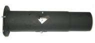TP-6A  16″x4″ St. Brn. Tube w/ Flange