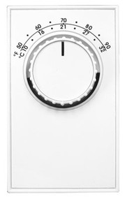 ETD-5M1 TWO Stage Heat Only Thermostat 120v or 24 v