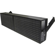 41-6000U 6KW  Thermazone®      Electric Radiant Heater      240 Volt  26.09 amp   Single Phase        48'' Length  X 12''W  X  5 1/2''D