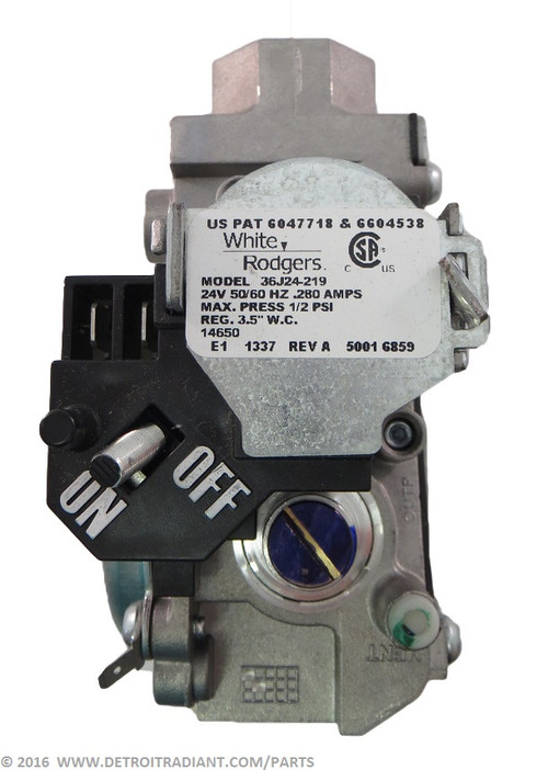 Part Number  UF-410  1/2″ LP Gas Valve Description1/2″ LP Gas Valve Shipping MethodUPS Technical Specifications Used OnUH and FA
