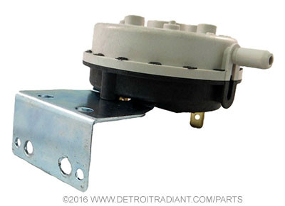 Pressure Switch, 1.70″ WC Part NumberUF-643 Used OnUH and FA