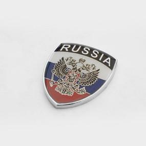 """Russia Crest Emblem 2.5"""""""