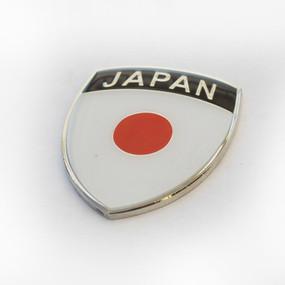 Japan Crest Emblem
