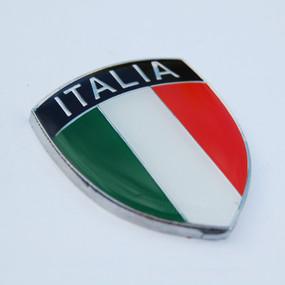 Italy Italia Crest Emblem
