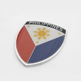 "Philippines Crest Emblem 1.5"""