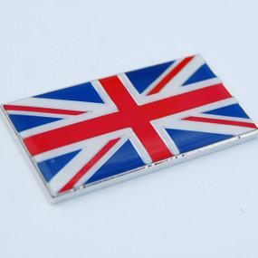 """United Kingdom England Union Jack Badge Emblem 2"""" x 1"""""""