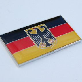 "Germany Badge Emblem 2"" x 1"""