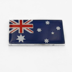 "Australia Badge Emblem 2"" x 1"""