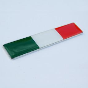 Italy Badge Emblem 89mm x 17mm
