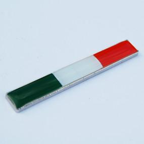 Italy Badge Emblem 70mm x 10mm