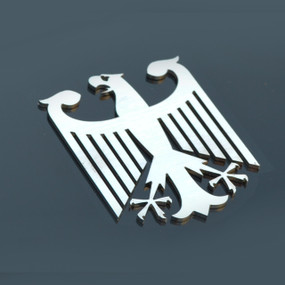 Germany Stainless Emblem Badge Crest Insignia