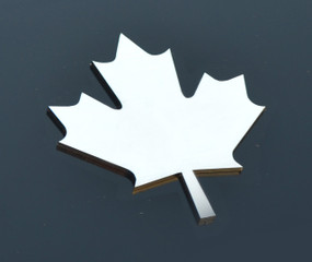 Canada Stainless Emblem Badge Crest Insignia