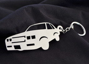 Custom Stainless Steel Keychain for Buick Grand National Enthusiasts
