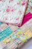 Perfect for making your feature fabrics the star of this quilt