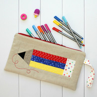 Colour My World Pencil Case