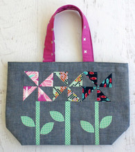 Windflowers Tote