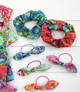 Hair Ties and Scrunchies - make them with the kids or for the kids