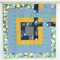 Junction Road Quilt - 2 sizes included - Cot or Lap