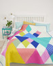 Bright, Bold Modern - End Game Quilt