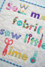 Choose your favourite method of Applique - my machine or hand