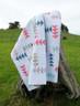 Modern twist on a traditional quilt design