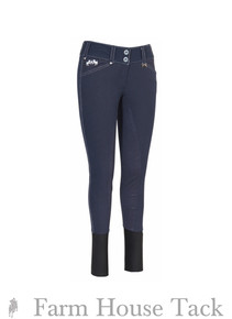 Equine Couture Ladies Blakely Full Seat Breeches