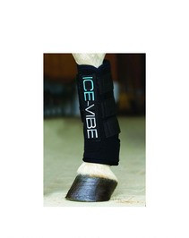 Ice-Vibe Therapy Boot with LED light - pair