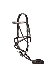 Nunn Finer Figure Eight Bridle