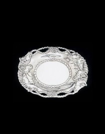 Arthur Court Equestrian Tray-Oval