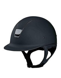 Samshield Black Shadow Matte Helmet