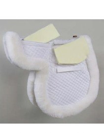 ECP Sheepskin All Purpose Correction Pad with Memory Foam Inserts