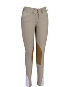 Equine Couture Champion Ladies Front Zip Coolmax Breeches