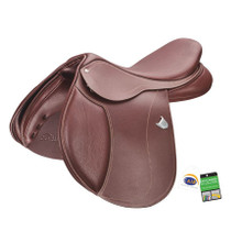 Bates Hunter Jumper Saddle  w/CAIR