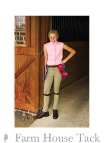 *Tuffrider Child's Cotton Pull-On Jodhpurs