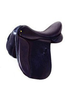Black Country Eloquence Dressage Saddle