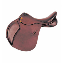 Black Country Ricochet Jumping Saddle