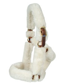 Walsh Sheepskin Shipping Halter