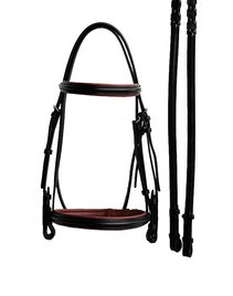 Bobby's Snaffle Bridle