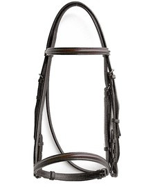 Bobby's Plain Raised Bridle