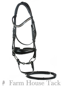Nunn Finer Ingrid Dressage Bridle