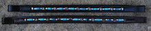 KL Select Blue Bead & Crystal Browband