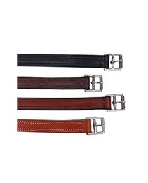 "Nunn Finer Nylon Centered 1"" Stirrup Leathers"
