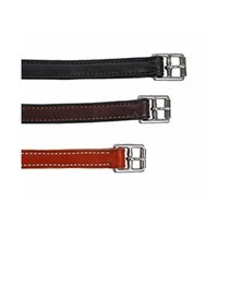 "Nunn Finer Nylon Centered 3/4"" Stirrup Leathers"