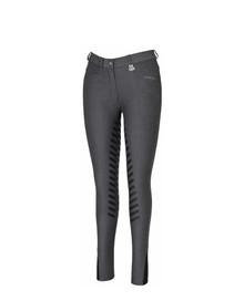 Tuffrider Ladies Euro Gripp X Knee Patch Breeches