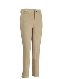 Tuffrider Child's Cotton Full Seat Breeches